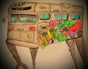 Autobus 975