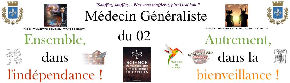 Médecin Généraliste du 02